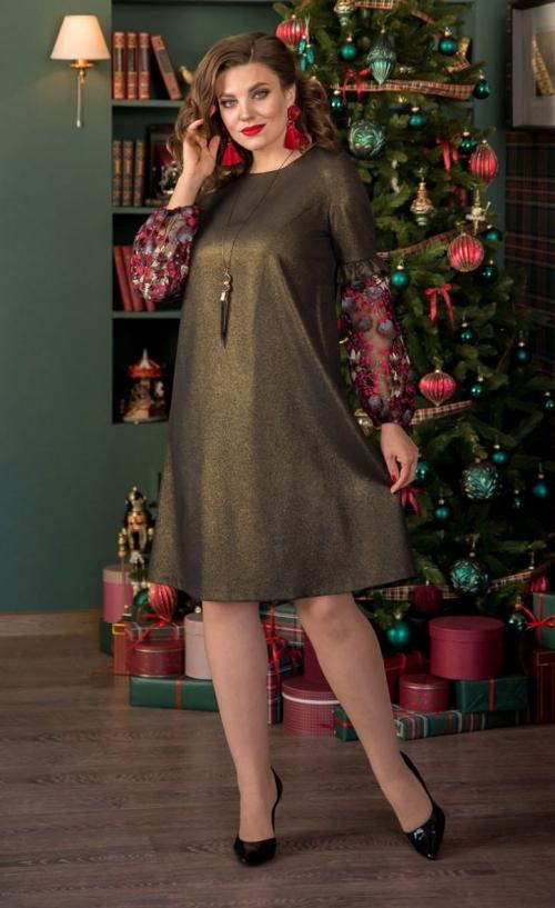 Платье ГА-728 от DressyShop