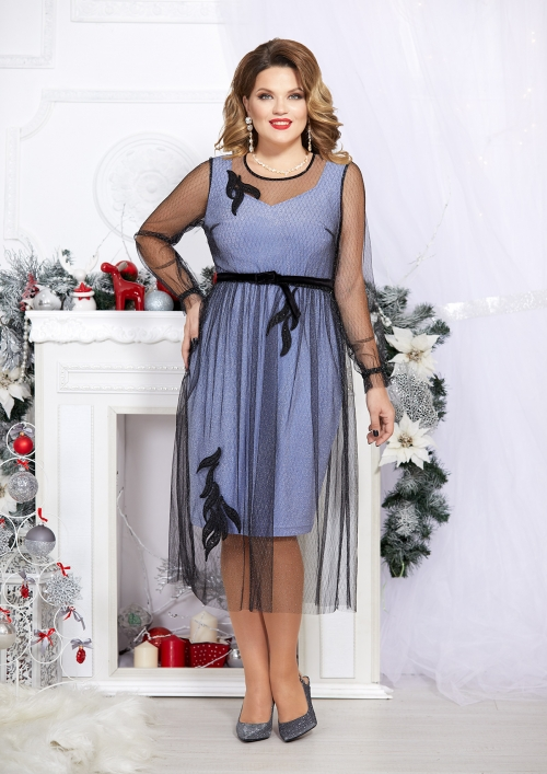 Платье МФ-4724 от DressyShop