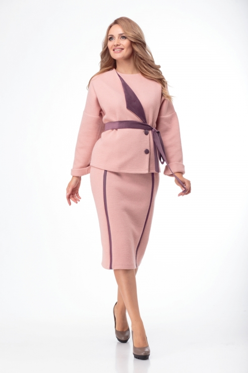 Юбочный костюм АНЛ-774 от DressyShop
