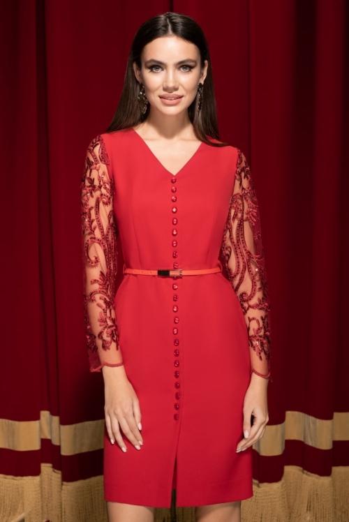 Платье Ю-19-158 от DressyShop