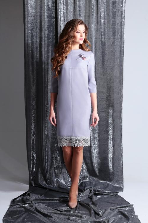Платье АК-55107 от DressyShop