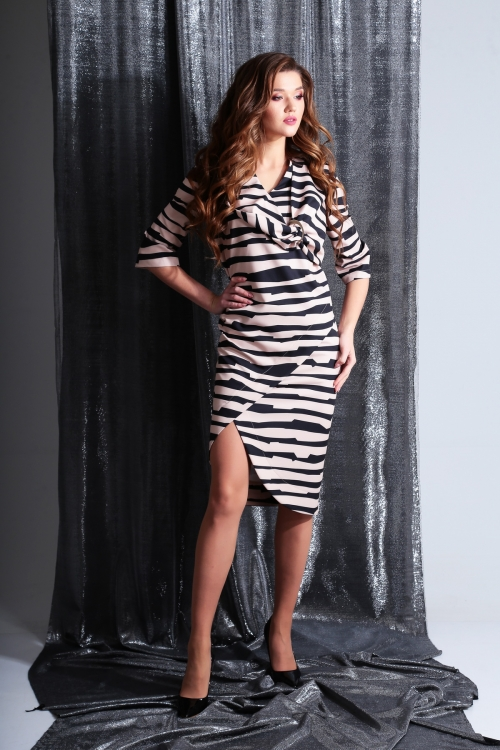 Платье АК-55109 от DressyShop
