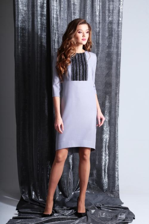 Платье АК-55110 от DressyShop