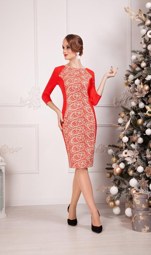 Платье ДИВА-1096 от DressyShop