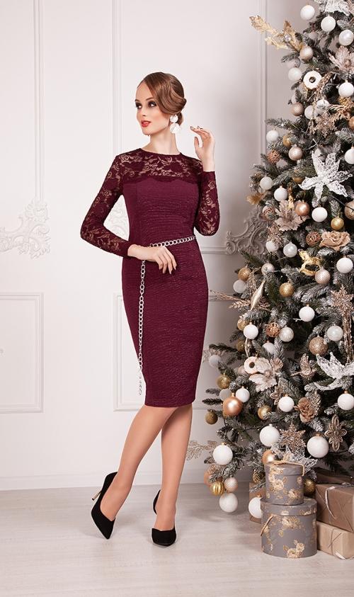 Платье ДИВА-1102 от DressyShop