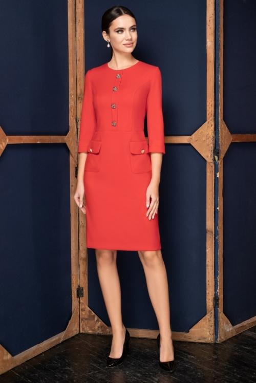 Платье Ю-19-218 от DressyShop