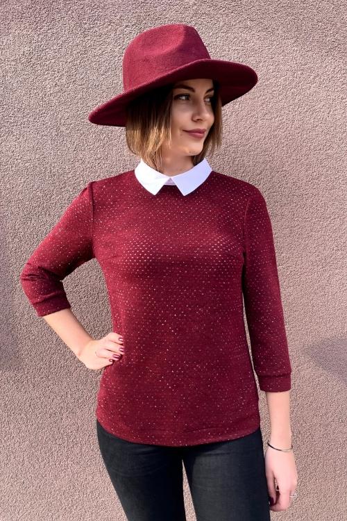 Блузка ЭМ-289 от DressyShop