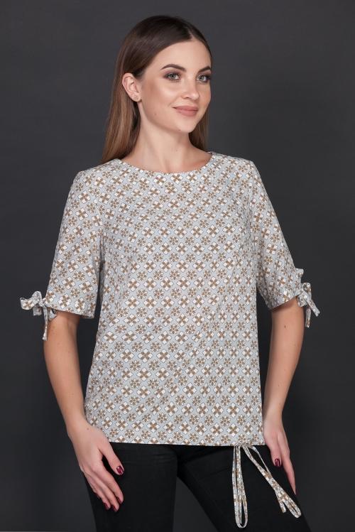Блузка ЭМ-319-1 от DressyShop
