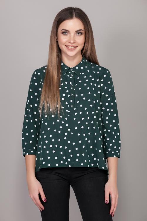 Блузка ЭМ-419 от DressyShop