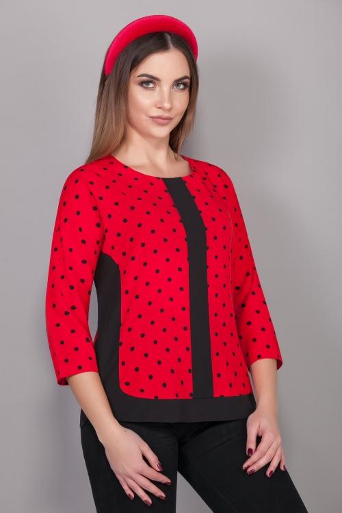 Блузка ЭМ-437/1-2 от DressyShop