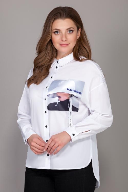 Блузка ЭМ-448/0-2 от DressyShop