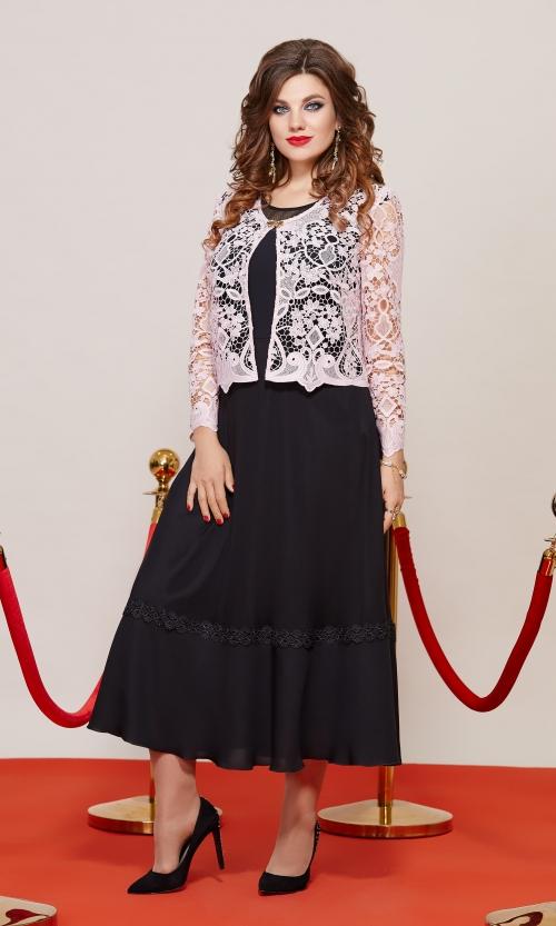 Платье с жакетом ВК-9843 от DressyShop