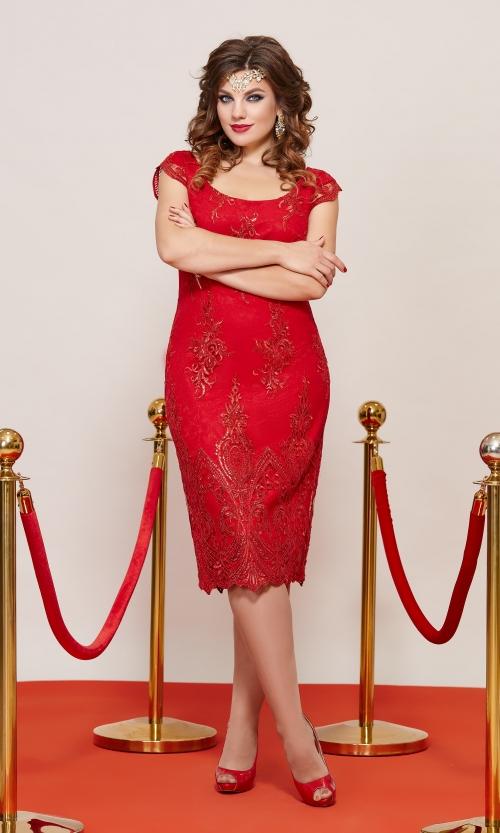 Платье ВК-10473 от DressyShop