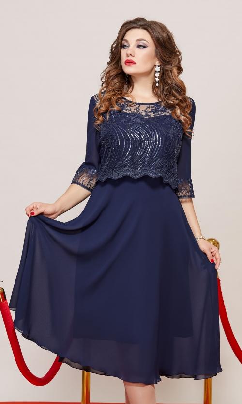 Платье ВК-9973 от DressyShop