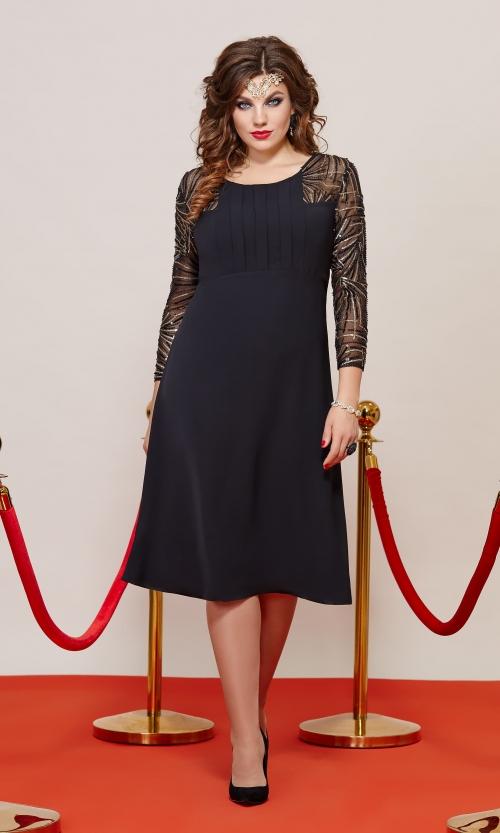 Платье ВК-10423 от DressyShop