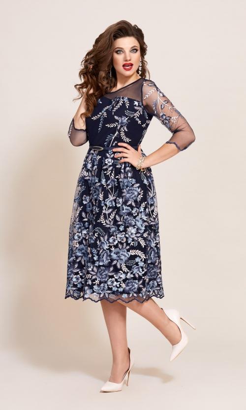 Платье ВК-10813 от DressyShop