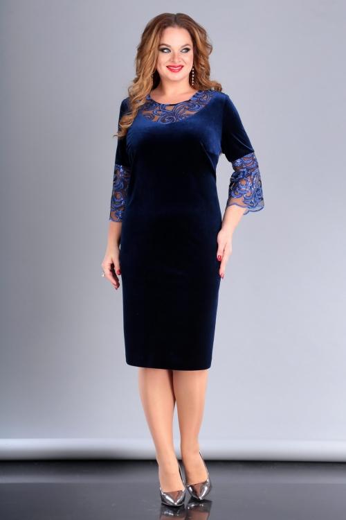 Платье ЖУР-2160 от DressyShop