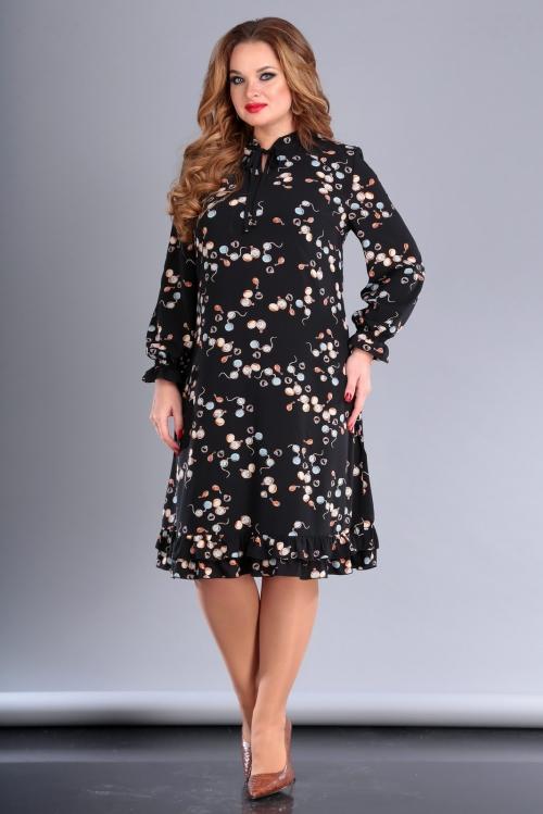Платье ЖУР-2164 от DressyShop