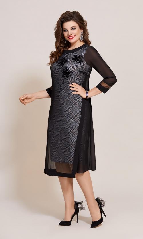 Платье ВК-10643 от DressyShop