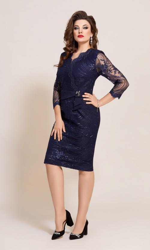 Платье ВК-10713 от DressyShop