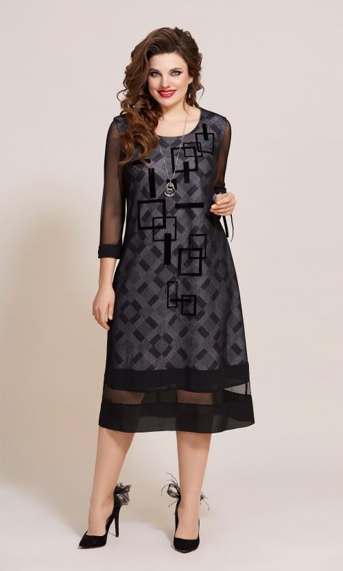Платье ВК-10733 от DressyShop