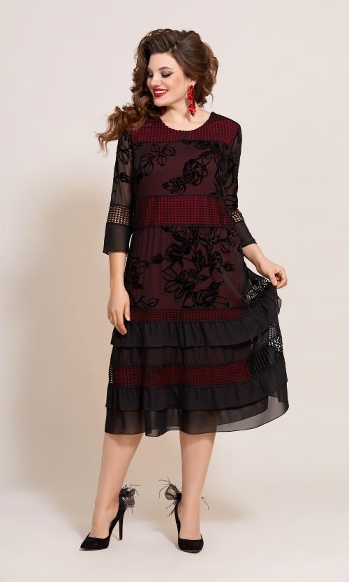 Платье ВК-10743 от DressyShop
