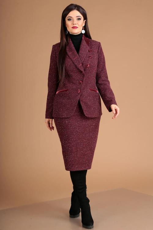 Юбочный костюм МЮ-2535 от DressyShop