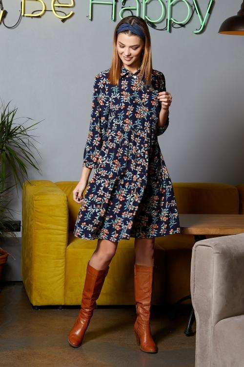 Платье КА-1567 от DressyShop