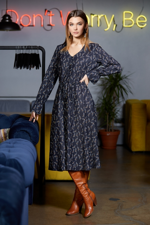 Платье КА-1566 от DressyShop