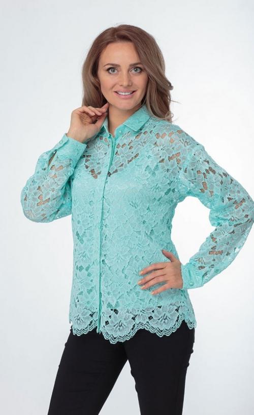 Блузка АНЛ-496 от DressyShop