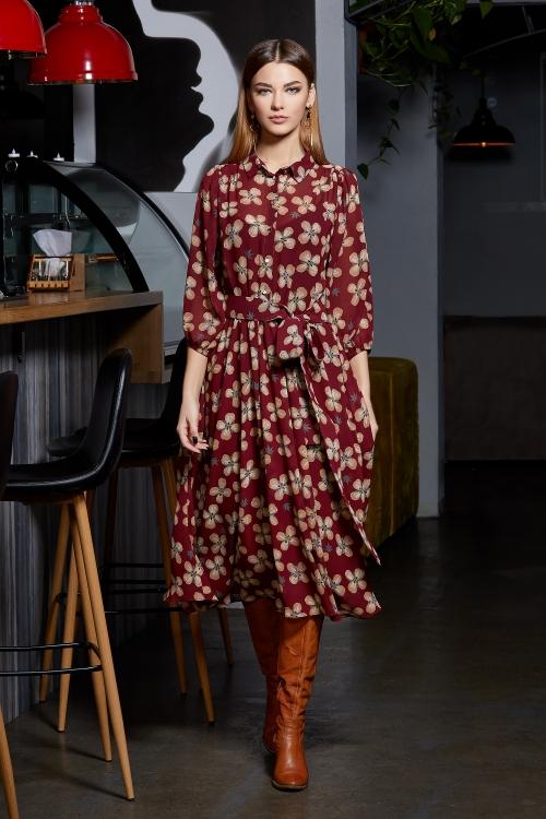 Платье КА-1564 от DressyShop