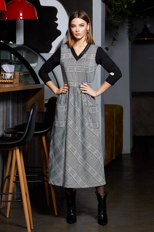 Платье КА-1565 от DressyShop
