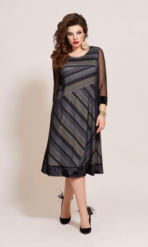 Платье ВК-10633 от DressyShop