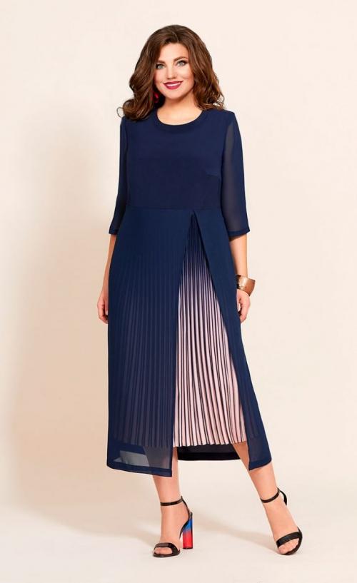 Платье МУ-420-Р от DressyShop