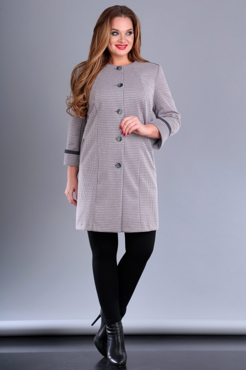 Пальто ЖУР-2176 от DressyShop