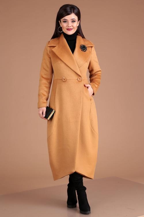 Пальто МЮ-2519-1 от DressyShop