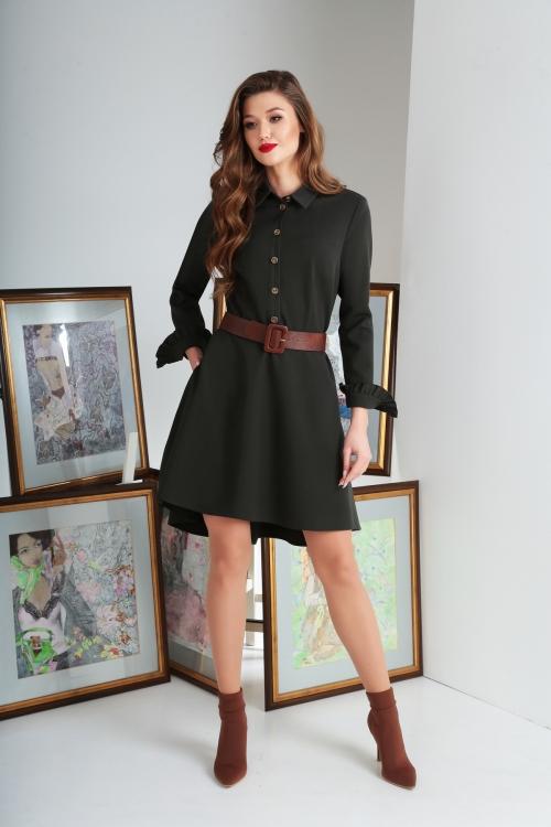 Платье АК-55125 от DressyShop