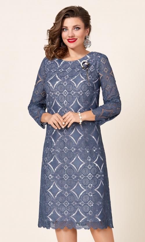 Платье ВК-9893 от DressyShop