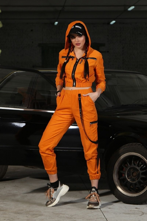 Брючный костюм ДГ-2689 от DressyShop