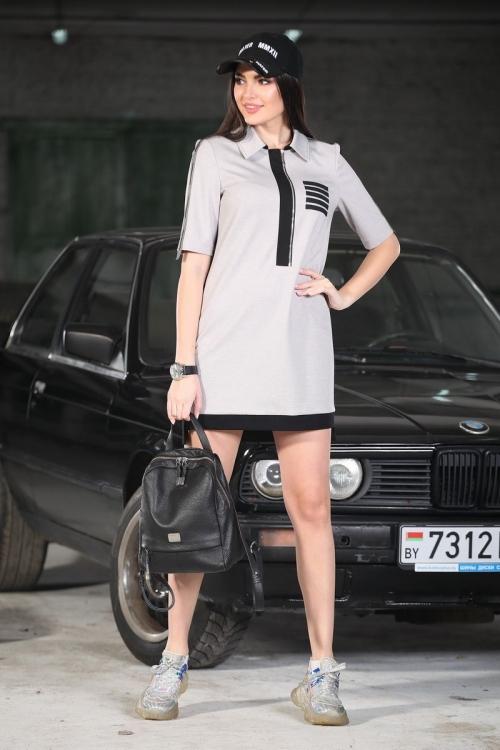Платье ДГ-3632 от DressyShop