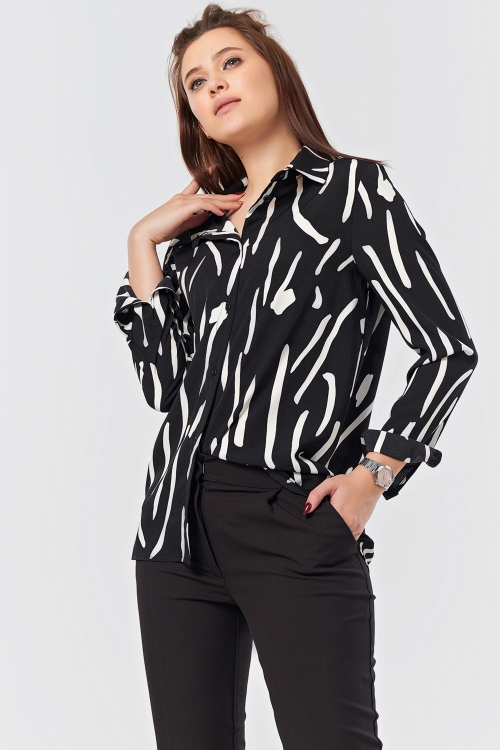 Блузка ФЛА-2117 от DressyShop