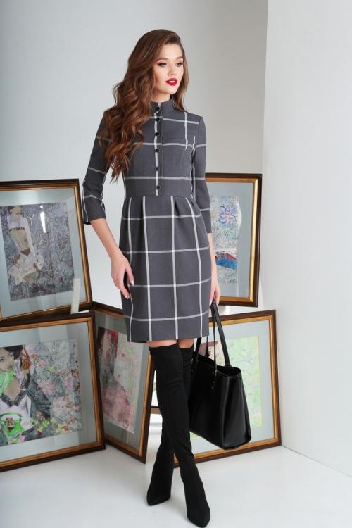 Платье АК-55124 от DressyShop