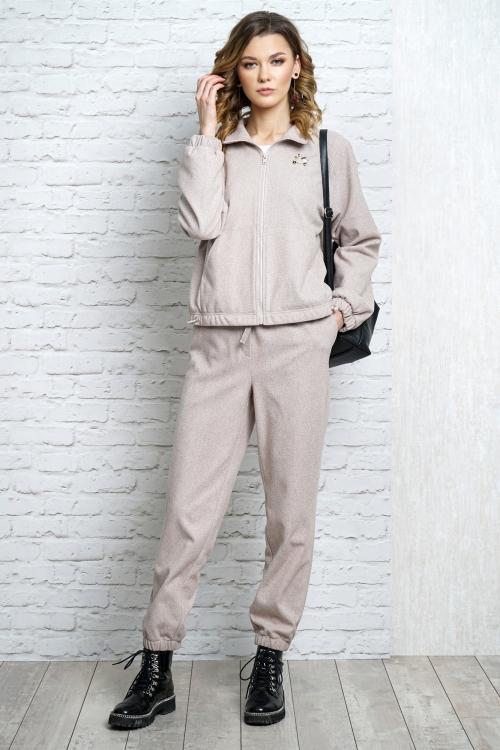 Брючный костюм АЛ-1107 от DressyShop