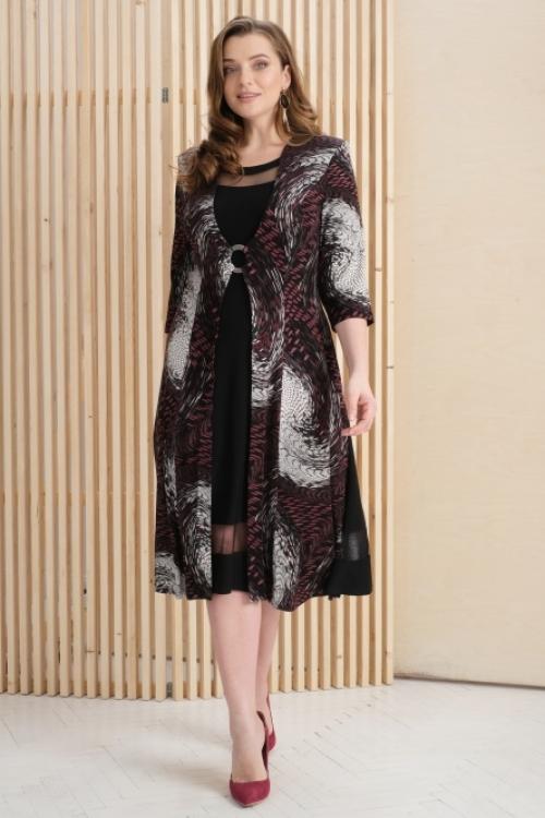 Платье Ю-19-581 от DressyShop