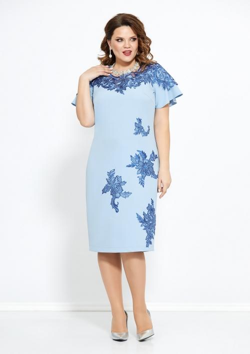 Платье МФ-4684 от DressyShop