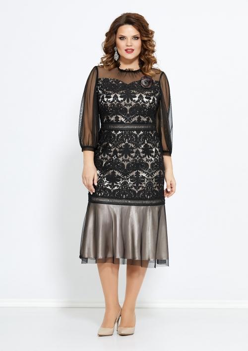 Платье МФ-4767 от DressyShop