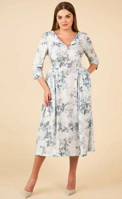 Платье ТФ-1421 от DressyShop