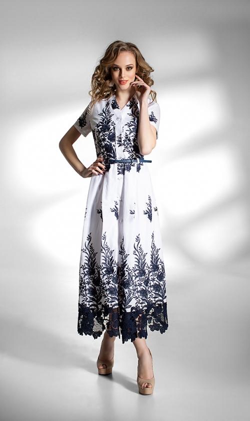 Платье ДИВА-1118 от DressyShop
