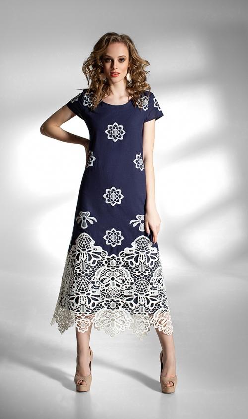 Платье ДИВА-1122 от DressyShop