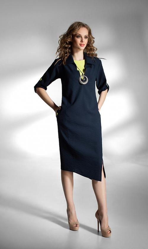 Платье с топом ДИВА-1161 от DressyShop
